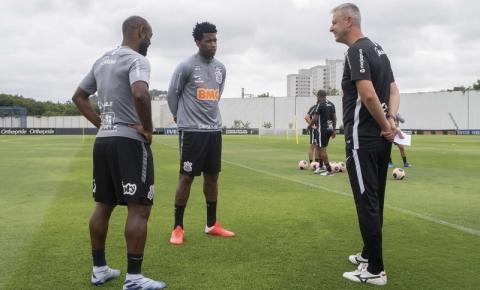 Corinthians recebe o Santos antes da pré-Libertadores