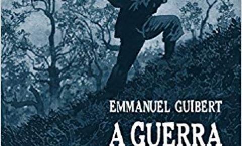 Autor Emmanuel Gilbert recebe prêmio internacional de quadrinhos francês