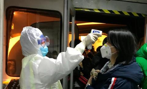 Com o surto do coronavírus, viagens para a China devem ser feitas em casos de extrema necessidade