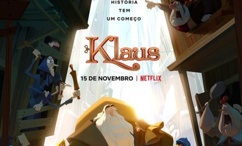 Resenha: Klaus, da Netflix