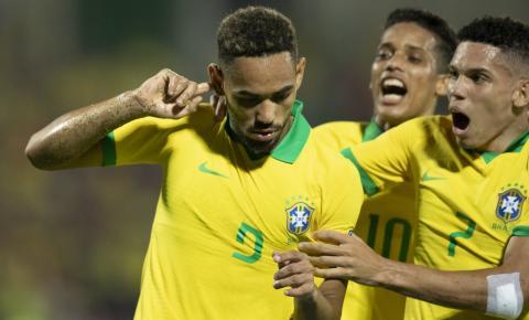 Passaporte carimbado: Brasil domina Argentina e confirma presença nas Olimpíadas