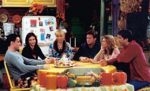 Reunião de Friends vai acontecer em breve, segundo site