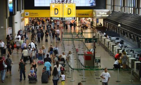 Dicas para quem vai viajar de avião pela primeira vez