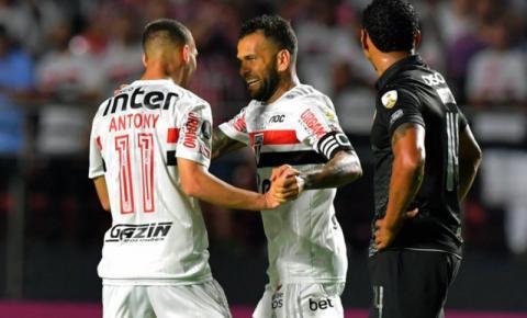 São Paulo bate a LDU e vence a primeira na Libertadores