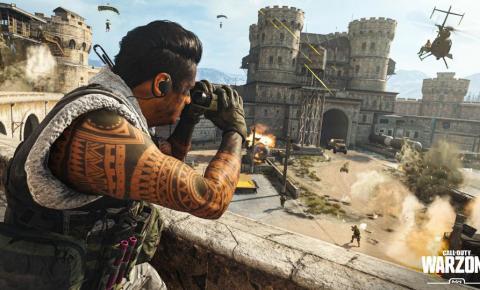 Call of Duty chega no universo dos Battle Royales com Warzone