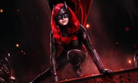 Batwoman fará sua estreia no Brasil