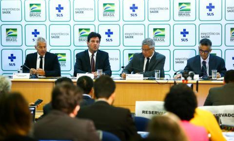 Covid-19: Brasil tem 46 mortes e mais de 2 mil casos confirmados