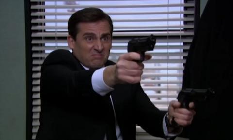 The Office | Steve Carell não queria sair da série na sétima temporada