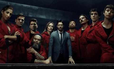 La Casa de Papel I Parte 4 chega a Netflix