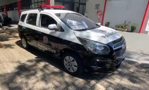 Polícia Civil prende homem com viatura policial clonada em SP