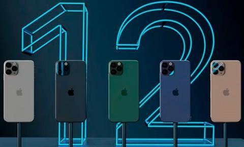 Apple deve lançar iPhone 12 ainda em 2020