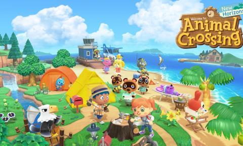 Animal Crossing: beleza em tempos obscuros
