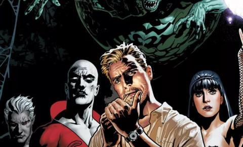 Liga da Justiça Sombria vai virar série da HBO Max