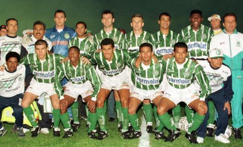 Palmeiras de 1996: A Máquina Alviverde dos 102 gols