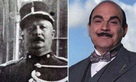 O mistério centenário de Hercule Poirot