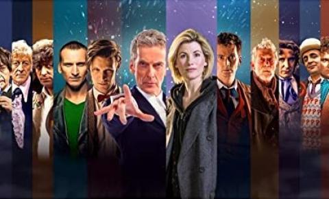 Doutor Quem? Todas as encarnações do Doctor Who