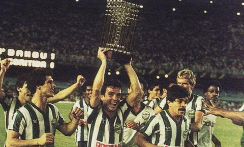 Coritiba 85: Coxa foi primeiro paranaense que se tornou campeão do Brasileirão