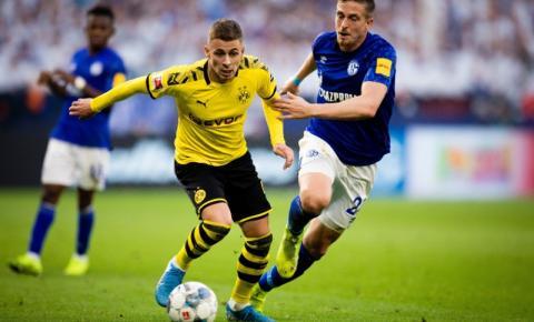 Borussia e Schalke 04 é o destaque da rodada de retorno da Bundesliga