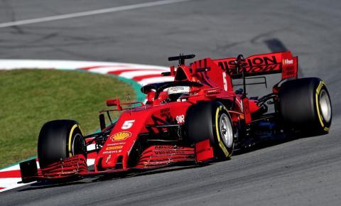 Vettel não renova contrato e vai deixar a Ferrari no final da temporada