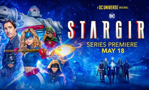 Conheça Stargirl, a nova série de heroína DC