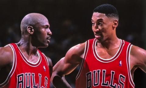 Michael Jordan marcou os anos dourados do Chicago Bulls