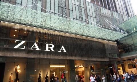 Após queda nas vendas, grupo dono da Zara deve fechar cerca de 1200 lojas