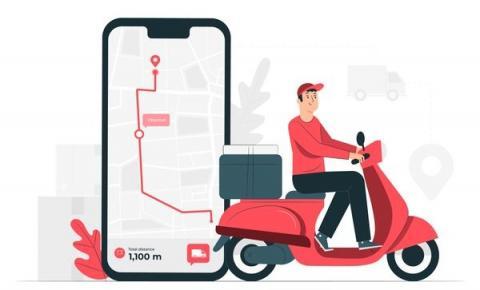 Serviço de Delivery em São Paulo cresce 77% durante quarentena