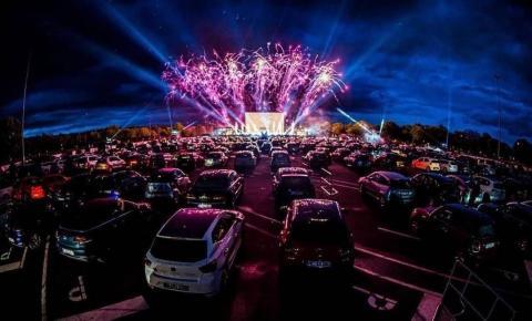 A volta do cinema drive-in: um novo meio de entretenimento