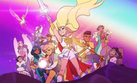A representatividade inclusa em She-Ra e As Princesas do Poder