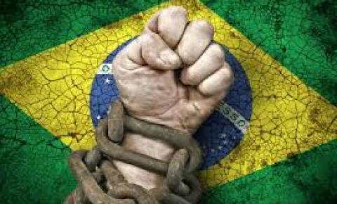 A crise política no Brasil atual
