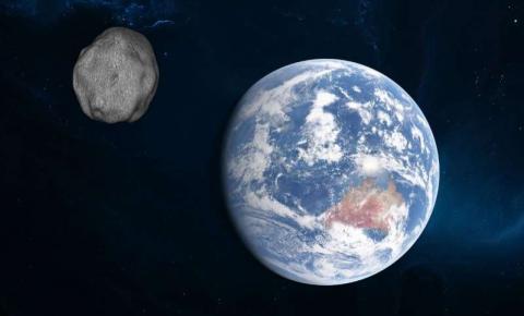 Asteroide com mineral terrestre é encontrado