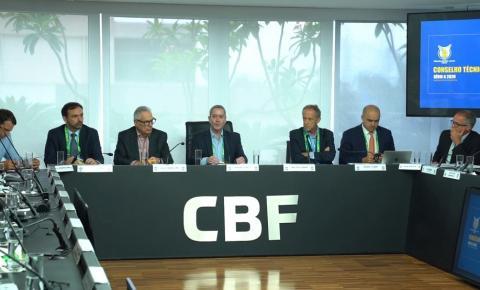 CBF divulga calendário da temporada 2020