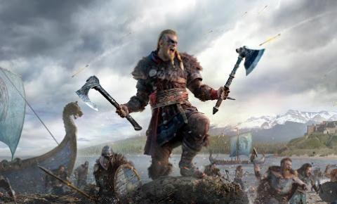 Assassin's Creed Valhalla ganha data de lançamento