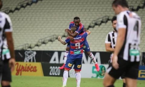 Fortaleza derrota Ceará e se consolida como líder no Campeonato Cearense