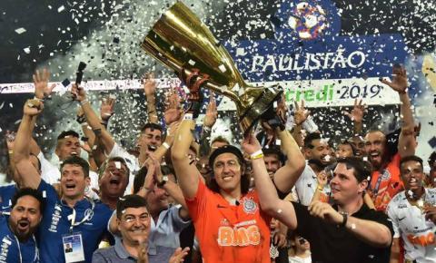 Corinthians vence São Paulo na decisão e garante o tricampeonato consecutivo