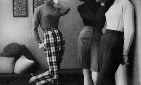 Anos 60 marcam a revolução jovem no mundo da moda