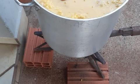 Sopa de milho rouba a cena em Santa Fé