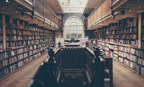 De babar: conheça as cinco livrarias mais lindas do mundo