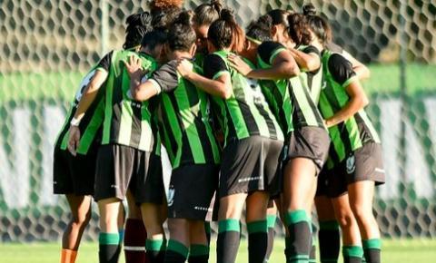 De olho no Brasileiro A2, América Feminino começa a reestruturação do elenco