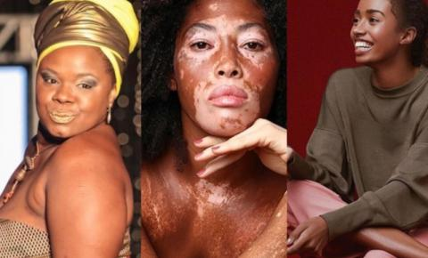 A representatividade da mulher negra na moda brasileira