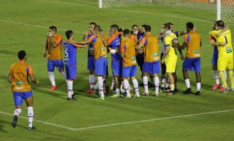 Fortaleza vence Sport nos pênaltis e se classifica para a semifinal do nordestão