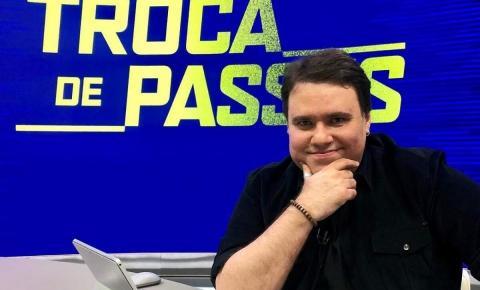 Morre, aos 45 anos, o jornalista Rodrigo Rodrigues