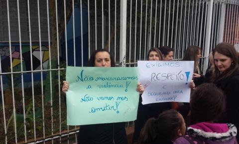 Brasil segue no topo dos países que mais cometem violência contra os professores