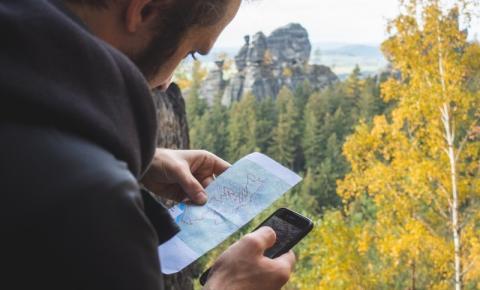 Aplicativos de viagem: planejando sua viagem na palma da mão