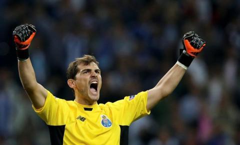 Campeão do Mundo, Iker Casillas anuncia aposentadoria dos gramados