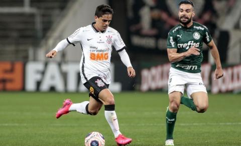Após polêmicas, Palmeiras e Corinthians se enfrentam nesta quarta-feira