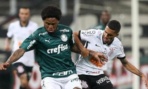 Corinthians e Palmeiras empatam no primeiro jogo da decisão do Campeonato Paulista