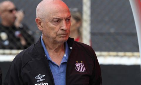 Santos demite Jesualdo Ferreira e pode acertar com Cuca