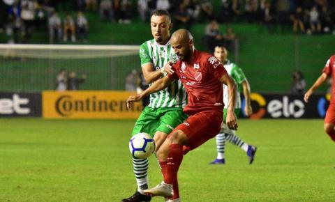 Juventude e Vila Nova empatam no jogo de ida da Copa do Brasil