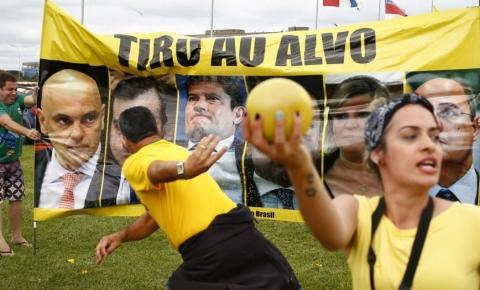 Na mira do STF, bolsonaristas tem contas bloqueadas no Facebook e Instagram